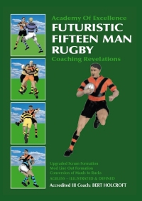 Futuristic 15 Man Rugby Manual